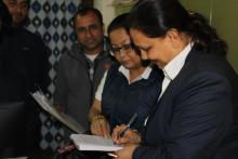writing suggestion by LDO of DDC lalitpur